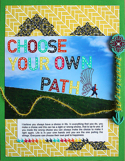 Choose-your-own-path