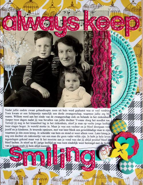 Always-keep-smiling
