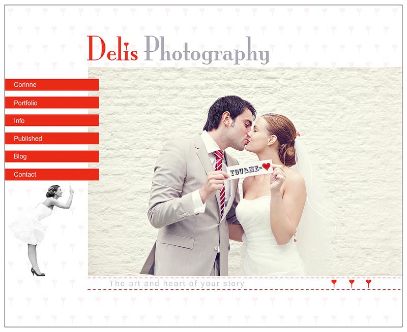 Newwebsitedelisphotography