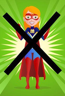 Supermom not