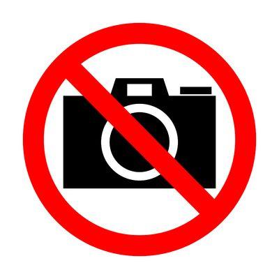 Geenfotografie