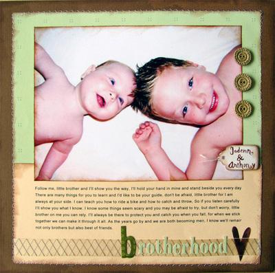 Brotherhoodwarm