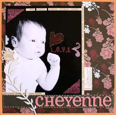 Cheyennepagina