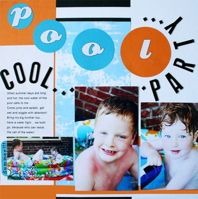 Coolpoolparty