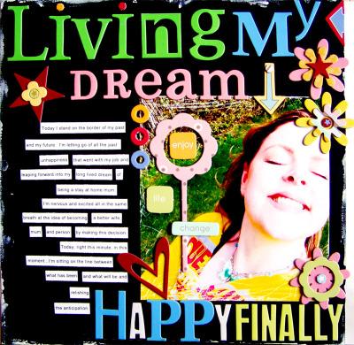 Livingmydream